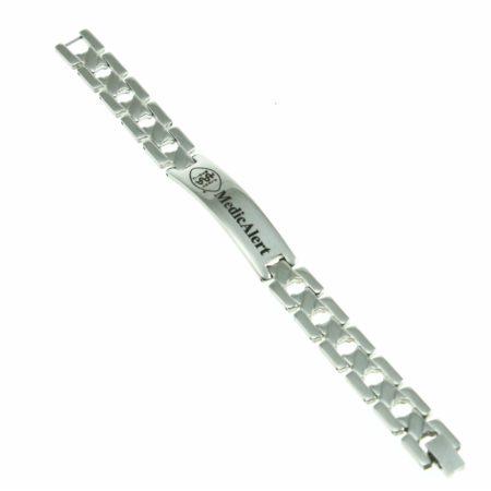 Cutout Link Bracelet